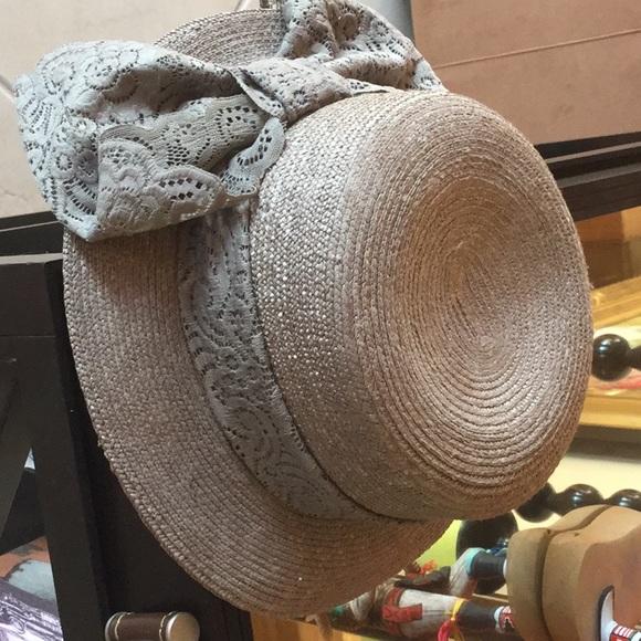 c728dd1c4624e Giovannio New York Mink Color Natural Fiber Hat